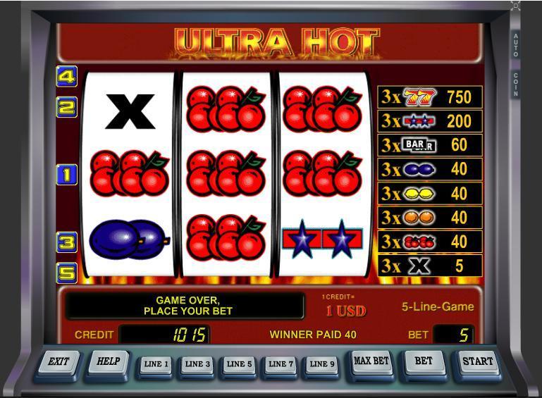 Как обмануть игровые автоматы 2011